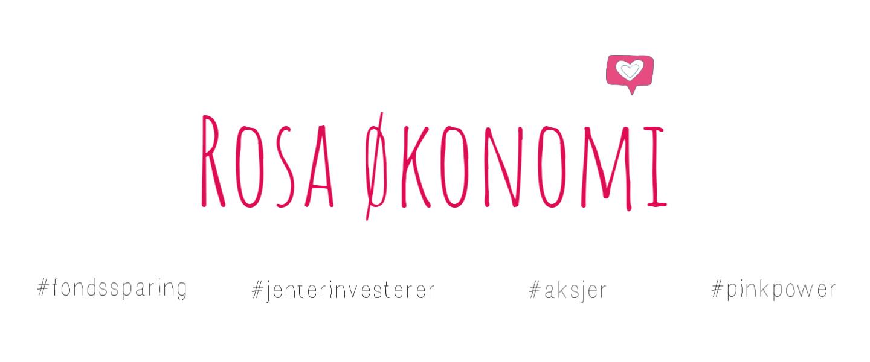 "Rosa ""Økonomi"" blogger"